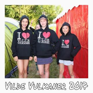 Vilde Vulkaner 2017