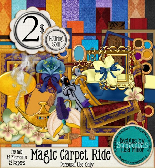 SALEmagiccarpet
