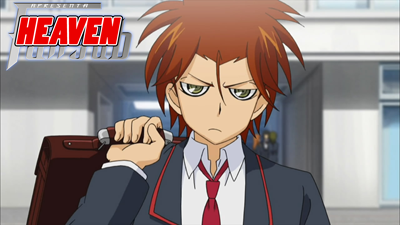 CardFight! Vanguard Link Joker Hen  - Ep 01