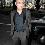 WWW.ENTSIMAGES.COM -  Adil Ray  arriving at      The Asian Awards at Grosvenor House, 86-90 Park Lane, London April 16th 2013                                            Photo Mobis Photos/OIC 0203 174 1069
