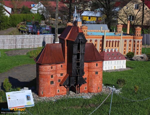 Kaszubski Park Miniatur Strysza Buda - Gdańskie Spichlerze