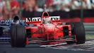 Michael Schumacher Ferrari F310B Hungary (1997)