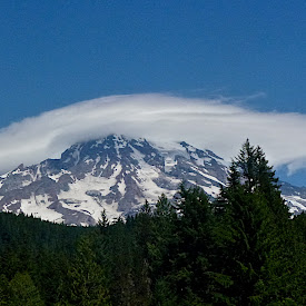 Mt. Rainier: Longmire