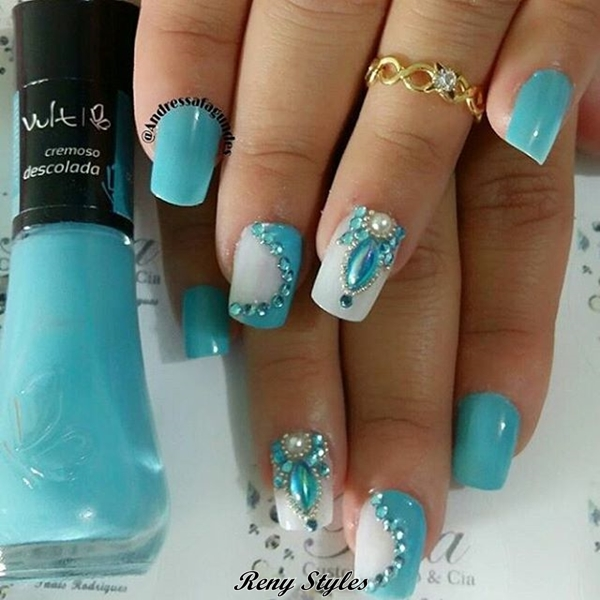 Latest cute nail designs for girls 2017 reny styles prinsesfo Images