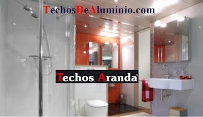 Oferta Economica Falsos Techos Aluminio Madrid