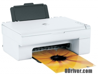 How to download Dell 810 Printer Driver and install on Windows XP,7,8,10