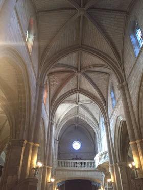Obras de la Iglesia Parroquial de Santa María Magdalena en Torrelaguna