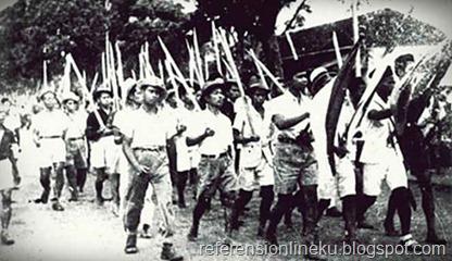 Perang setelah kemerdekaan Indonesia