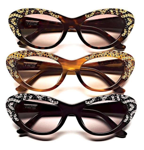1c856b768da6 Fashion Eyewear – Salvatore Ferragamo Sunglasses- 50′s Limited Edition
