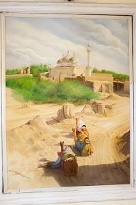 Painting inside Gulzaar Mahal