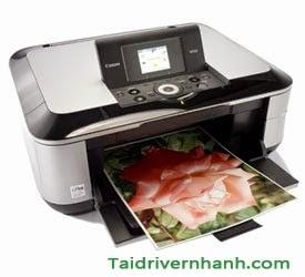 Canon PIXMA MP620B printing device driver   Free down load & add printer
