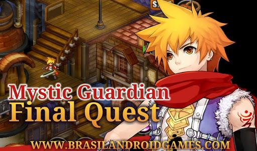 Mystic Guardian : Final Quest Imagem do Jogo