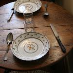 Musée Jean-Jacques Rousseau : cuisine (mobilier reconstitué)