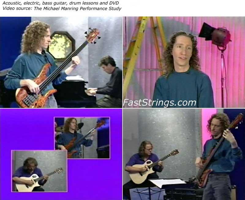 The Michael Manring Performance Study