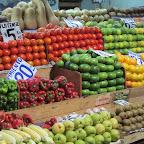 Salta - Obststand im Supermarkt