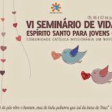 VI Seminário de Vida no Espírito Santo para Jovens Casais - Julho/2013