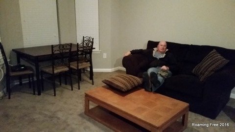 New furniture