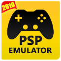 Free PSP Emulator 2019 ~ Android Emulator For PSP icon