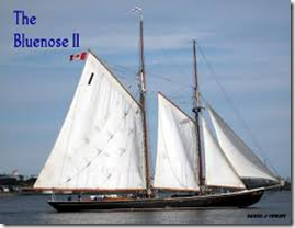 bluenose II ship
