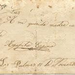 Cartas y documentos