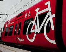 mobilità sostenibile, bici più treno