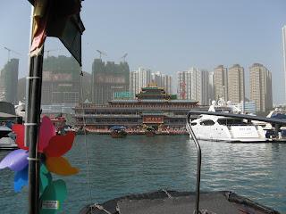 0160Cruise on Victoria Harbour