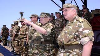 Gaïd Salah en visite de travail et d'inspection dans la deuxième Région militaire