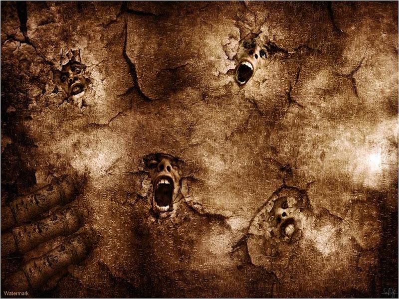 Dark Gothic Faces, Death