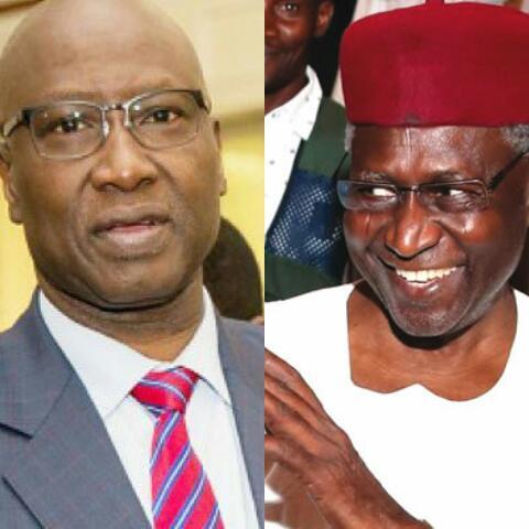 Buhari re-appoints Boss Mustapha, Abba Kyari as SGF, COS