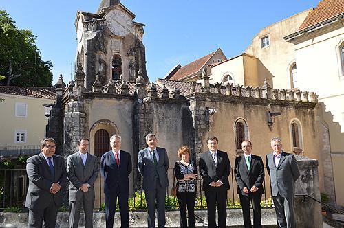 No âmbito do Dia da Cidade, foi feita a apresentação pública do restauro efetuado