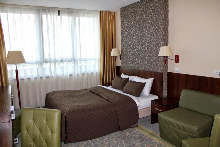 Habitación doble JM Apart Hotel