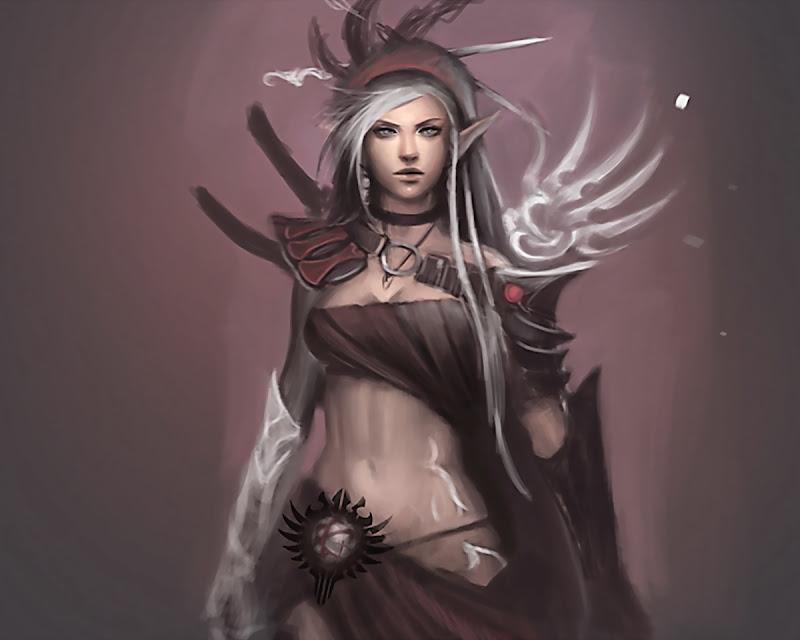 Elf Fighter Girl, Elven Girls 2