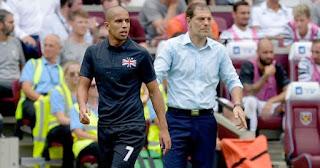 A peine il a reprise l'entraînement avec West Ham : Feghouli de nouveau blessé