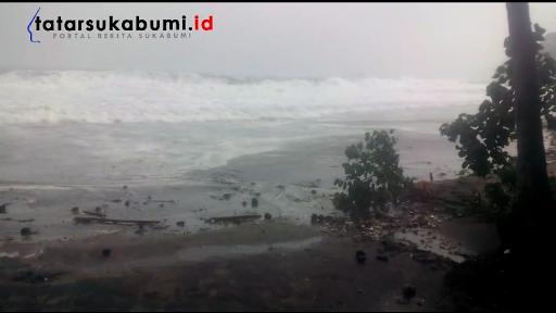 Peringatan Dini Gelombang Laut 1  Hingga 2.5 Meter