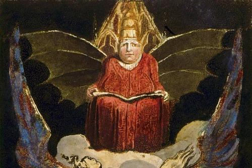 William Blake Painting 2, William Blake