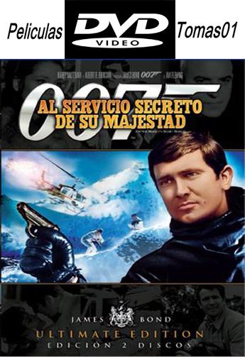 007 (6): Al servicio de Su Majestad (1969) DVDRip