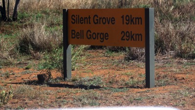 SIlent Grove Sign