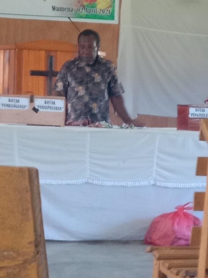 Pemilihan Gembalah sidang Gereja Honelama