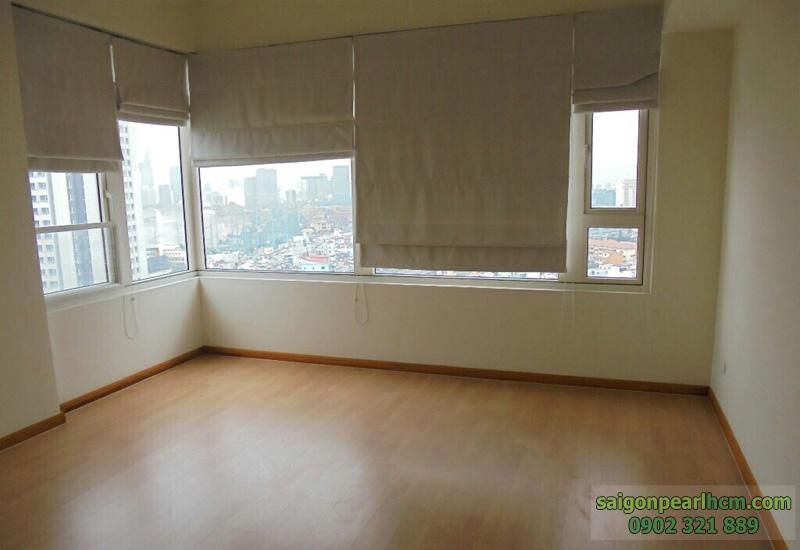 Nhà trống cần cho thuê tại căn hộ Saigon Pearl 2 và 3 phòng ngủ bao phí quản lý