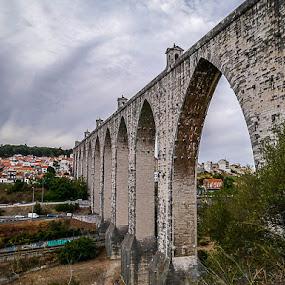 Aqueduto das águas livres-Lisboa by Zulmira Relvas - Buildings & Architecture Public & Historical (  )