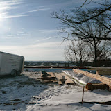 Building of new home in Waukesha, WI - P1030286.JPG