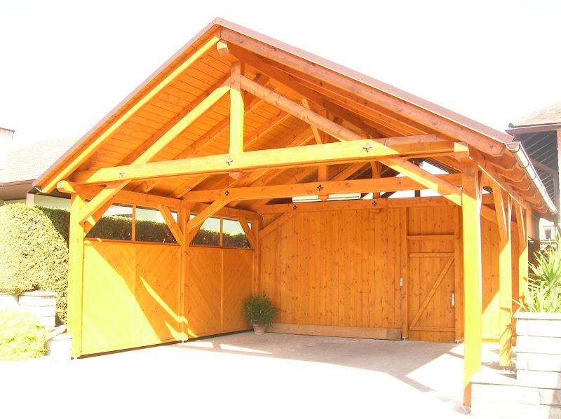 carport holzbau grenl gmbh. Black Bedroom Furniture Sets. Home Design Ideas