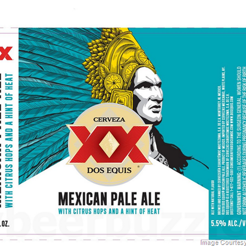 Dos Equis Adding Mexican Pale Ale Cans & Bottles
