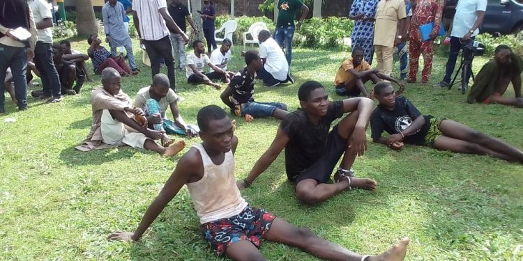 [News] Three Inmates Who Escaped From Edo Prisons Rearrested For Robbery