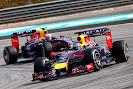 Sebastian Vettel & Daniel RicciardoRed Bull RB10