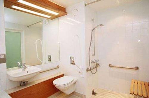 Ideias De Banheiros Para Cadeirantes Design Innova