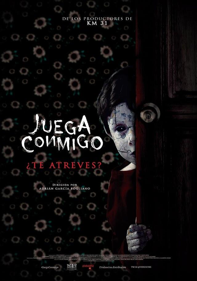 """JUEGA CONMIGO, la primera película de """"Lemonster"""" se estrenará mañana jueves 11 de marzo de 2021."""