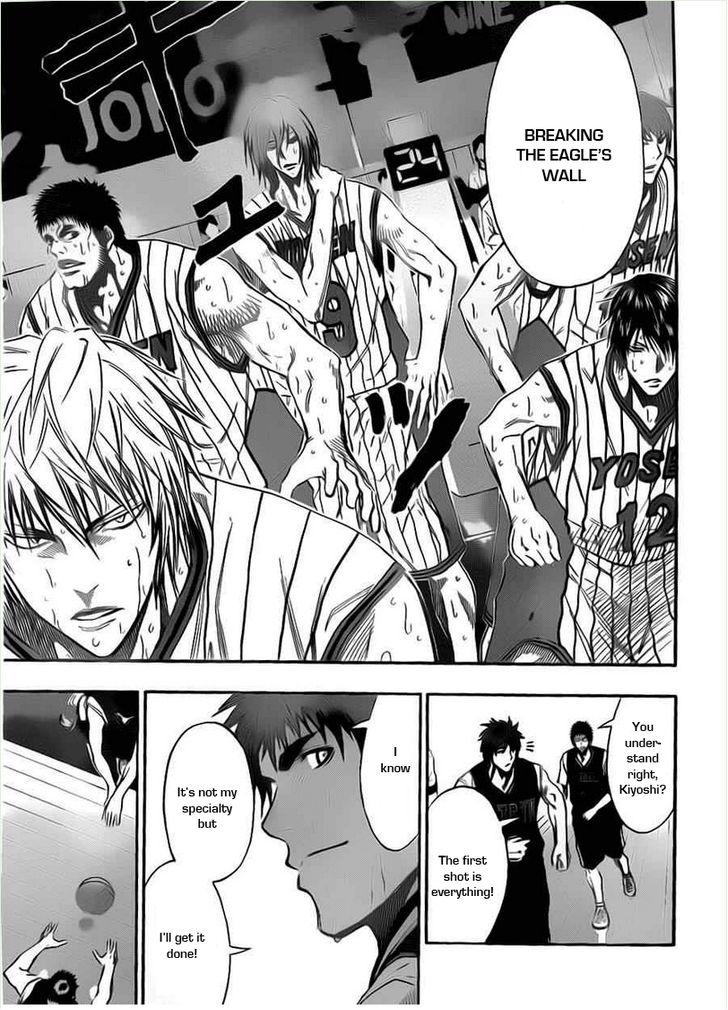 Kuroko no Basket Manga Chapter 152 - Image 03