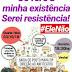 Grupo fará caminhada em manifesto  nesta quarta-feira dia 03 às 18:30h em Ruy Barbosa