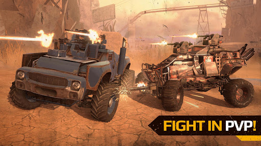 Crossout Mobile apktram screenshots 2